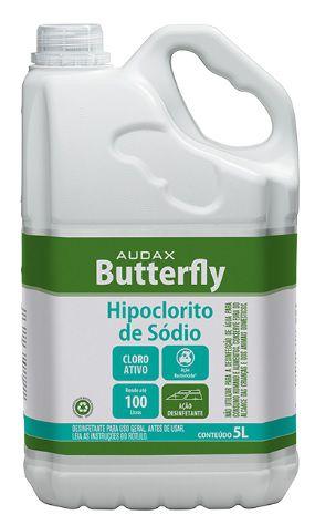 Hipoclorito de Sódio - 5L