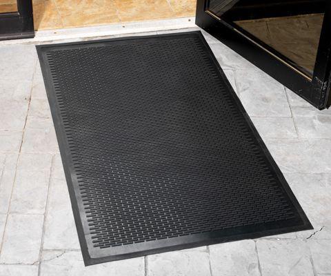 Tapete industrial Tecno Scrap - Borracha natural - 85 x 140 cm