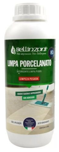 Limpa Porcelanato Limpeza Pesada - 1L