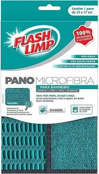 Pano - Microfibra Para Banheiro