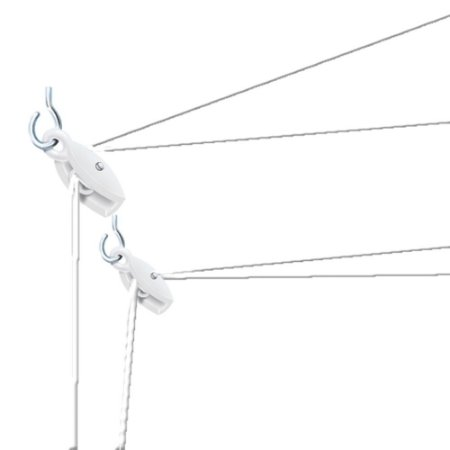 Varal de Teto - Mônaco - 1,00m x 0,56m