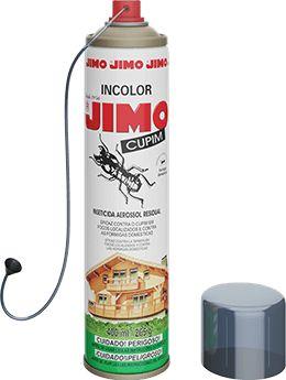 Anti Cupim Jimo Aerossol