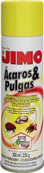 Anti Ácaros & Pulgas - Aerossol