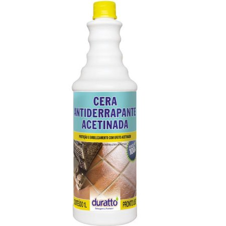 Cera Antiderrapante Acetinada - 1 LT