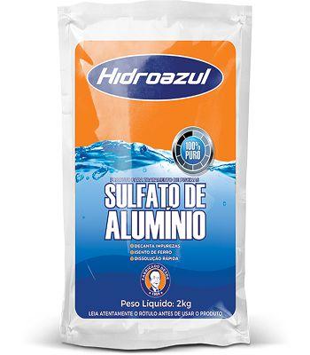 Sulfato de Alumínio