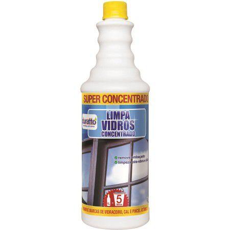 Detergente Limpa Vidros Concentrado D 1 LT