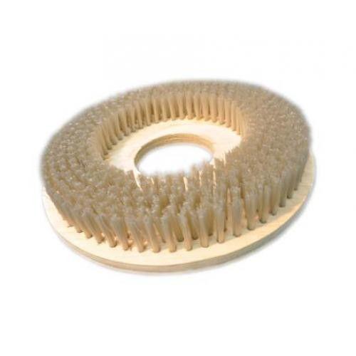 Escova de Nylon com flange para Lavar 300MM