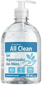 Álcool Gel 70º - 500ML
