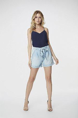 Short Clochard Jeans