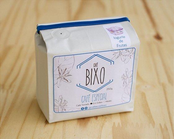 Pacote de café Bixo - Iogurte de Frutas