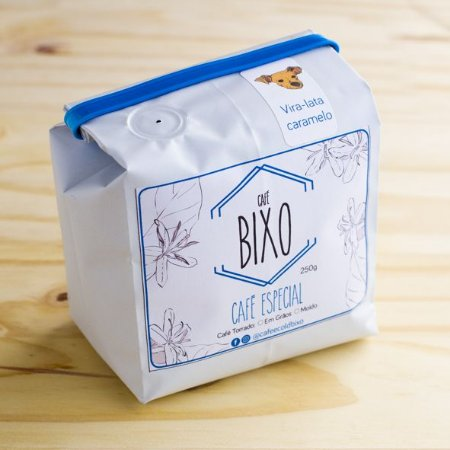 Pacote de café Bixo - Vira-lata Caramelo 250g