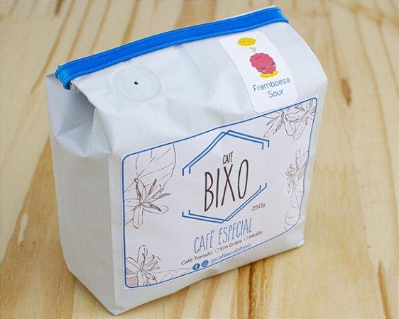 Pacote de café Bixo - Framboesa Sour 250g