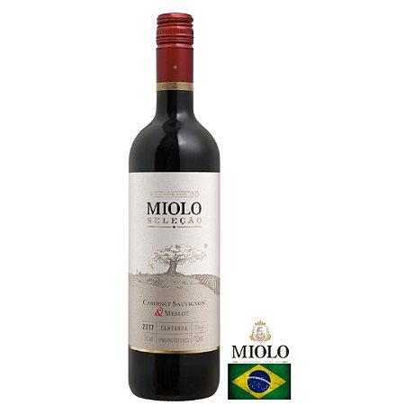VINHO MIOLO SELEÇÃO TINTO SECO CABERNET SAUVIGNON/MERLOT