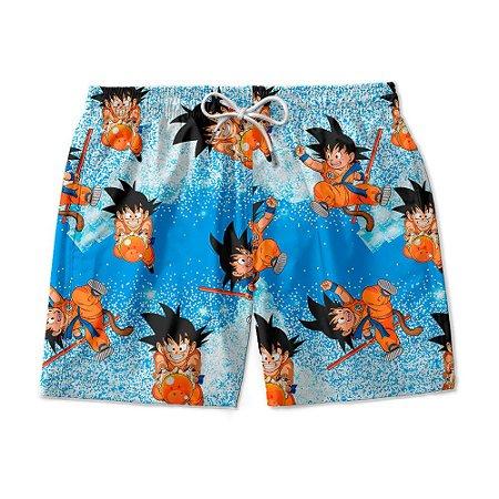 Short Masculino Son Goku.