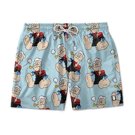 Short Masculino Popeye.