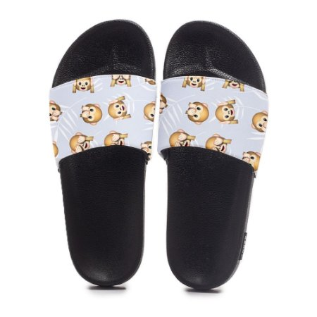 Chinelo Slide Masculino Monkey Use Nerd