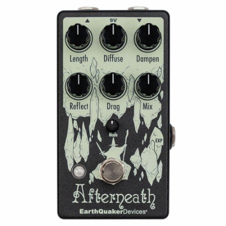 Pedal Reverb Afterneath V3 Earthquaker Devices