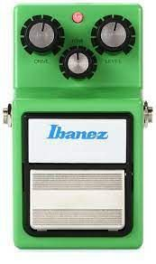 Pedal Ibanez Ts9 Tube Screamer Made in Japan
