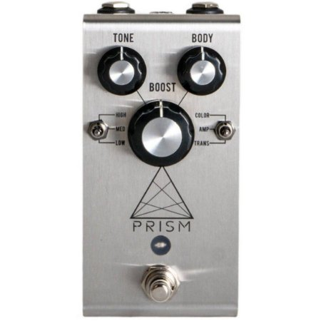 Pedal Jackson Audio Prism Preamp Overdrive Boost Buffer