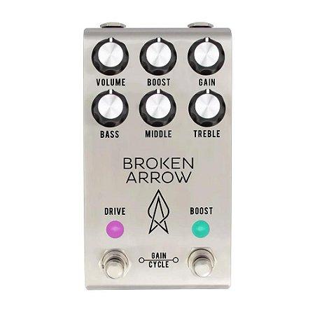 Pedal Broken Arrow V2 Jackson Audio Overdrive Midi