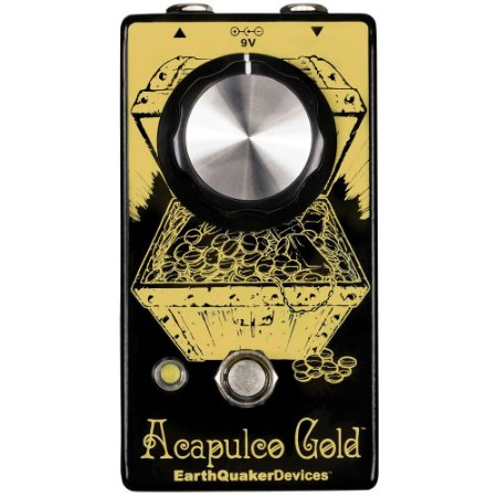Pedal Acapulco Gold V2 Earthquaker Devices Power Amp Distortion