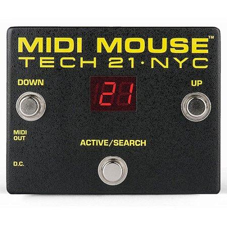 Pedal Tech 21 MIDI Mouse