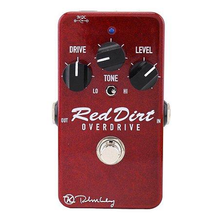 Keeley Red Dirt Overdrive High Medium Gain John Petrucci