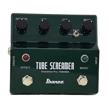 Pedal Ibanez TS808DX Vintage Tube Screamer Deluxe