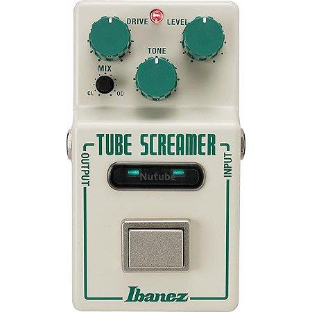 Pedal Ibanez Nutube Tube Screamer NTS