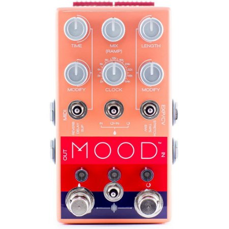 Pedal Chase Bliss Mood Looper and Delay