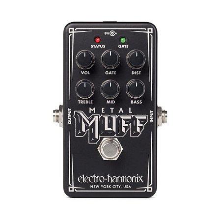 Pedal Nano Metal Muff Electro Harmonix EHX