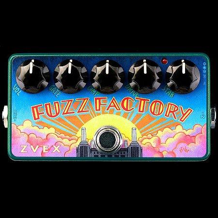 Pedal Zvex Fuzz Factory Vexter Series 25th Anniversary