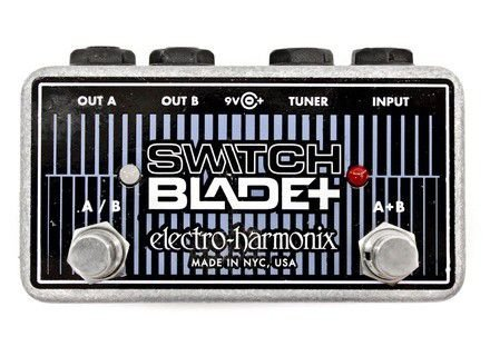 Pedal Aby Ehx Switchblade + Channel Selector Made In Usa