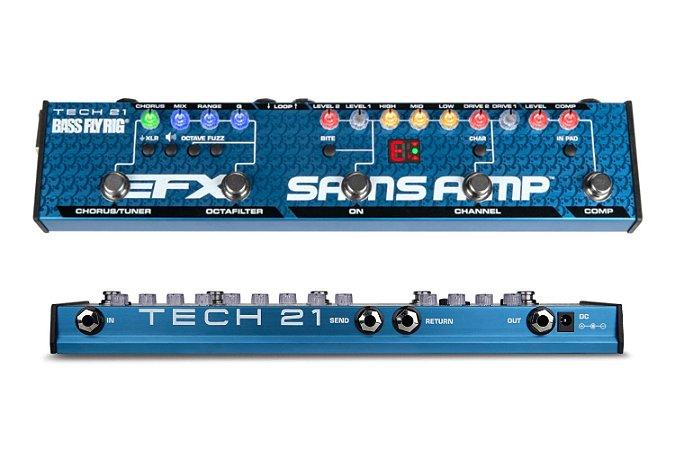 Tech 21 Bass Fly Rig V2 Sansamp