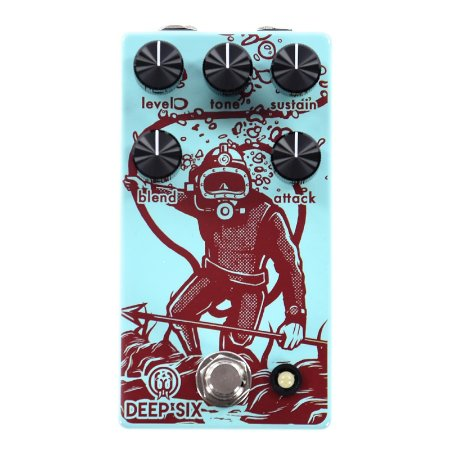 Deep Six Compressor V3 Walrus Audio