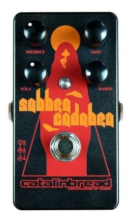 Catalinbread Sabbra Cadabra Tony Iommi