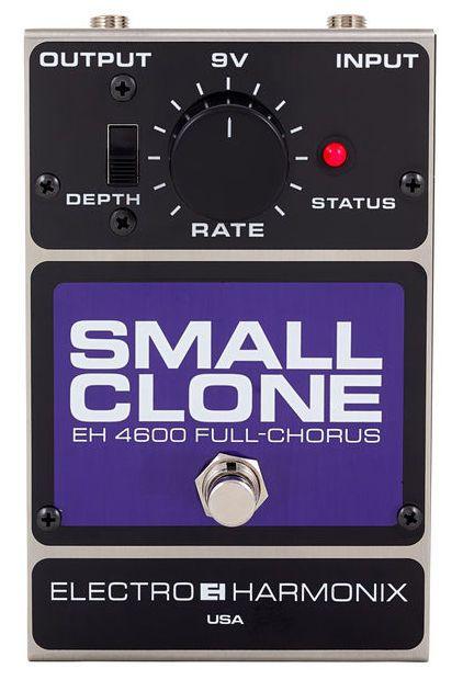 Pedal Small Clone Analog Chorus - Electro Harmonix