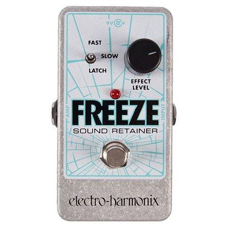 Pedal Freeze Electro Harmonix Sustain Infinito