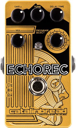 Pedal Catalinbread Echorec Multi-tap Echo Made In Usa
