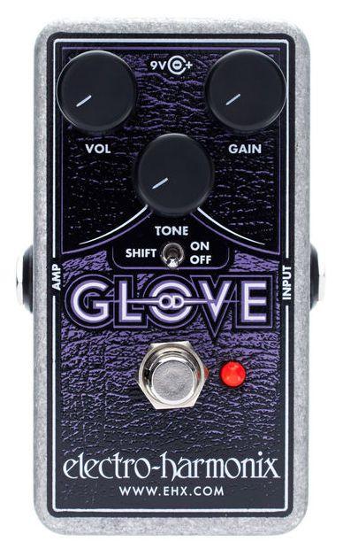 Pedal Ehx Od Glove Overdrive - Electro Harmonix
