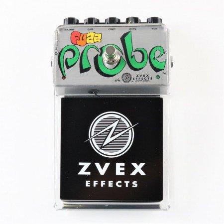 Pedal Zvex Fuzz Probe Vexter