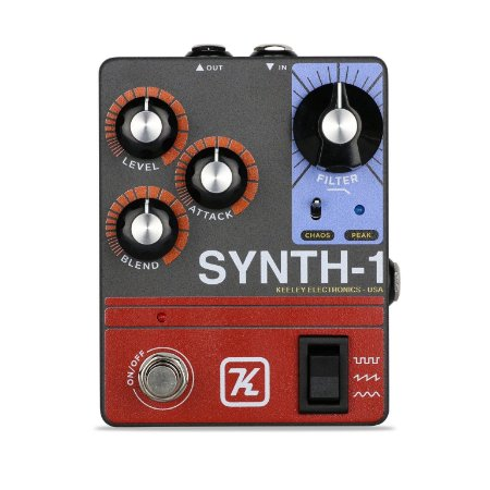 Pedal Keeley Synth 1 Wave Generation Auto Swell