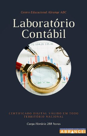 Laboratório Contábil - Carga horária 288 horas