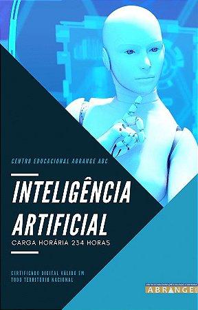 Inteligência Artificial - Carga horária 234 horas