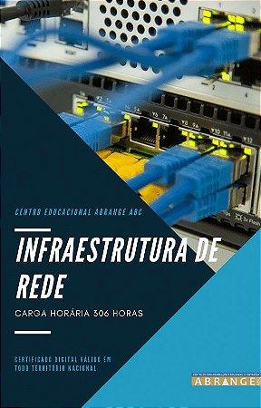 Infraestrutura de Rede - Carga horária 306 horas