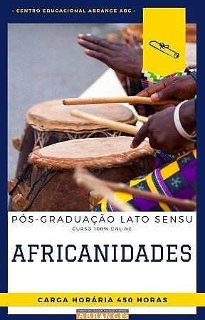 Africanidades - 450 horas