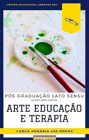 Arte Educação e Terapia - 450 horas