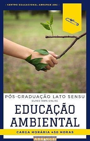 Educação Ambiental - 450 horas