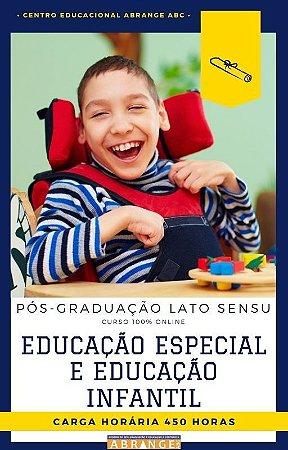 Educação Especial e Educação Infantil - 450 horas