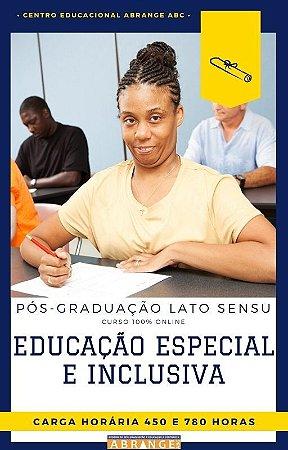Educação Especial e Inclusiva - 450 / 780 horas